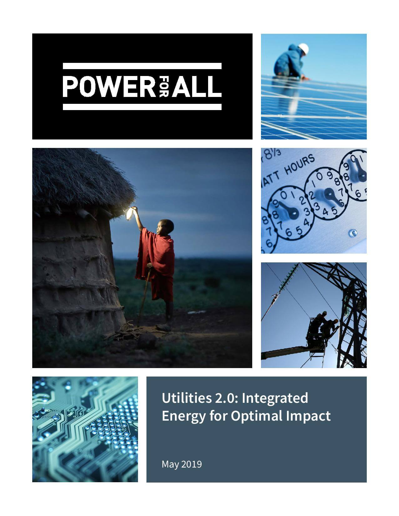 Universal Renewable Energy Access: The Utilities of the Future