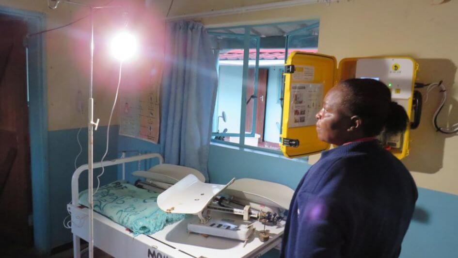 Africa: Solar energy urgently needed to tackle Coronavirus